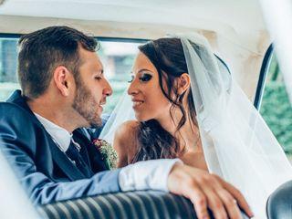 Le nozze di Estefania e Vincenzo