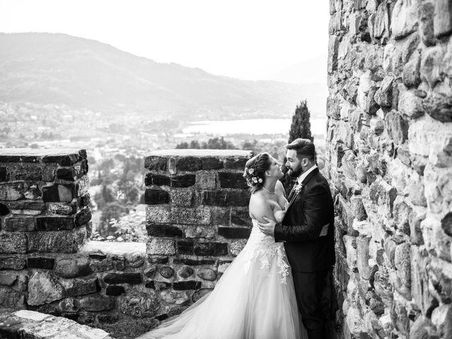 Il matrimonio di Sandro e Federica a Calolziocorte, Lecco 2