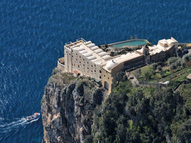 Il matrimonio di John e Elsa a Amalfi, Salerno 1