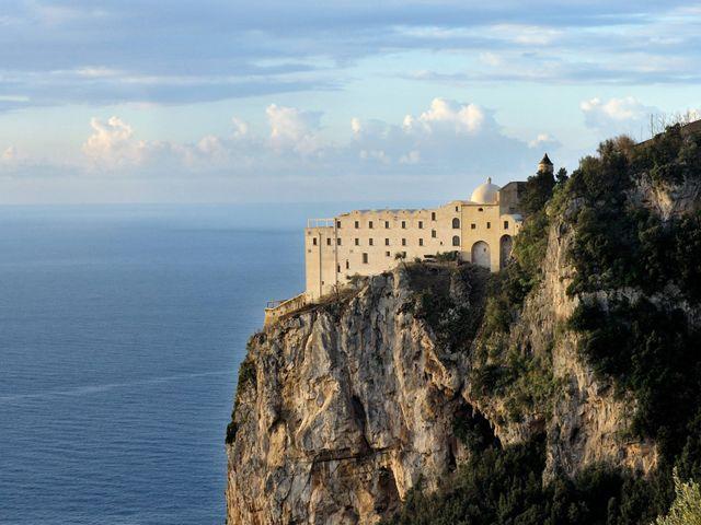 Il matrimonio di John e Elsa a Amalfi, Salerno 2