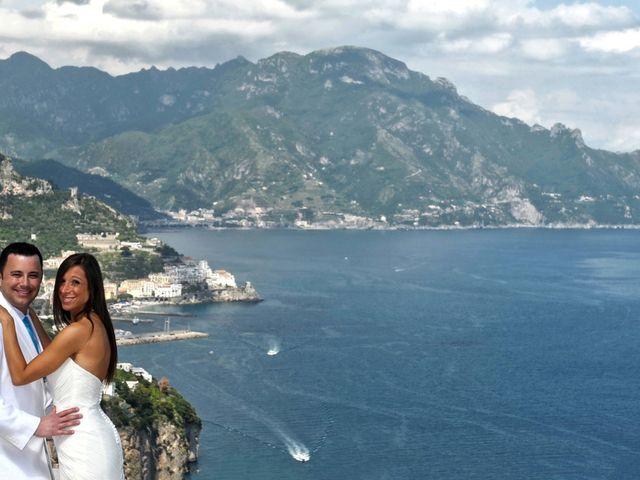 Il matrimonio di John e Elsa a Amalfi, Salerno 6