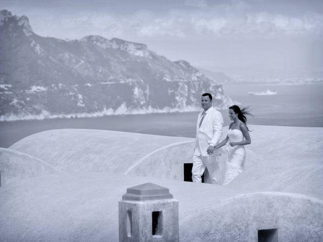 Il matrimonio di John e Elsa a Amalfi, Salerno 8