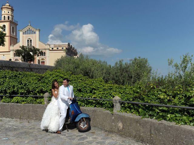 Il matrimonio di John e Elsa a Amalfi, Salerno 15
