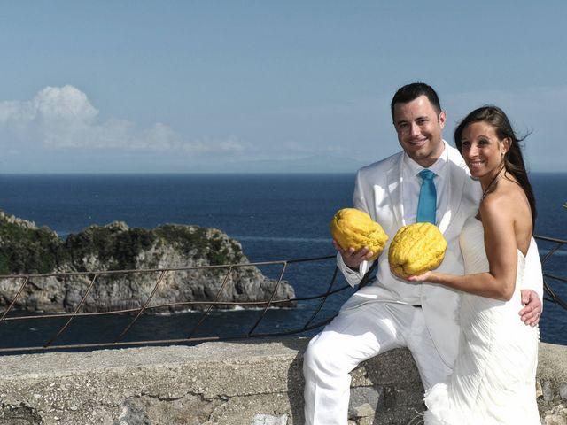 Il matrimonio di John e Elsa a Amalfi, Salerno 18