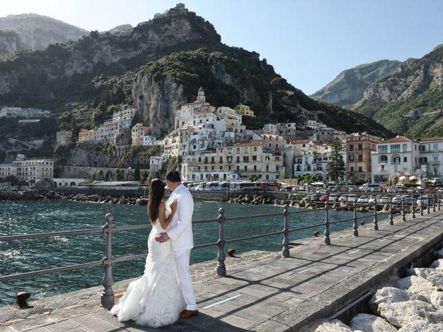 Il matrimonio di John e Elsa a Amalfi, Salerno 19