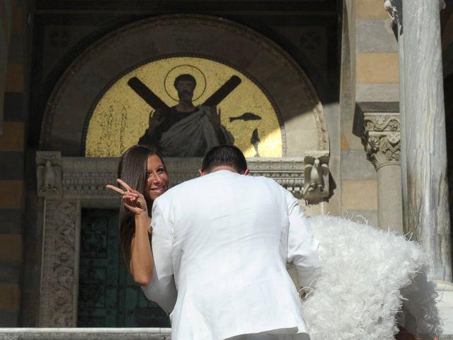 Il matrimonio di John e Elsa a Amalfi, Salerno 21