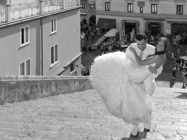 Il matrimonio di John e Elsa a Amalfi, Salerno 22
