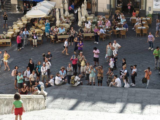 Il matrimonio di John e Elsa a Amalfi, Salerno 23