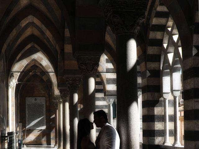 Il matrimonio di John e Elsa a Amalfi, Salerno 24