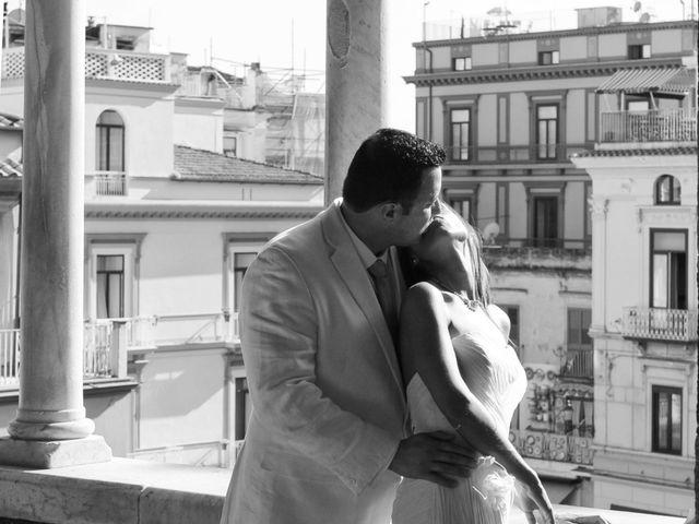 Il matrimonio di John e Elsa a Amalfi, Salerno 26