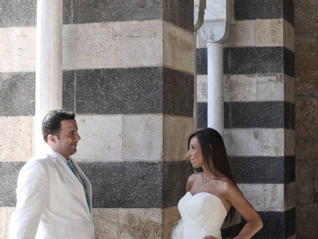 Il matrimonio di John e Elsa a Amalfi, Salerno 27