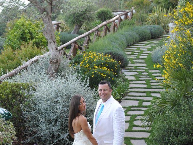 Il matrimonio di John e Elsa a Amalfi, Salerno 34