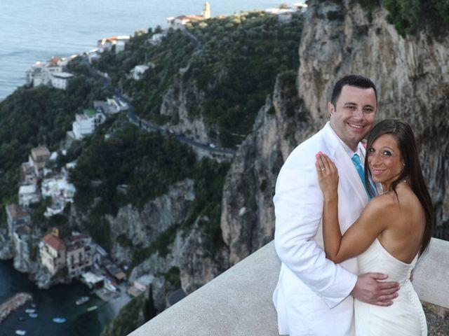 Il matrimonio di John e Elsa a Amalfi, Salerno 36