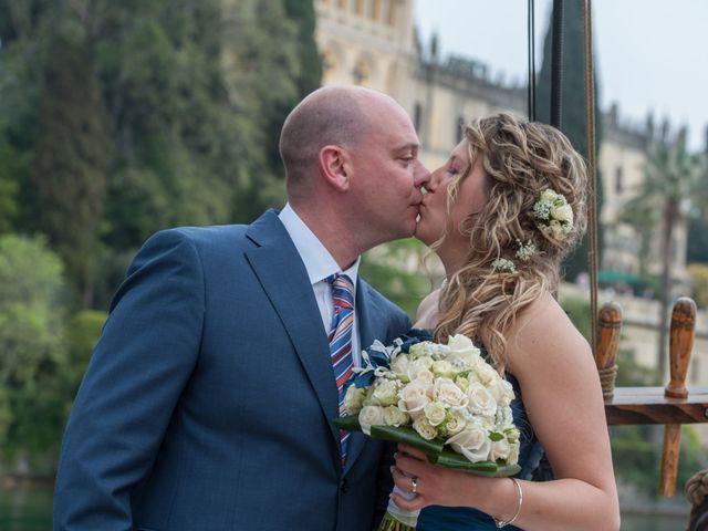 Il matrimonio di Ramon e Elisa a San Felice del Benaco, Brescia 2