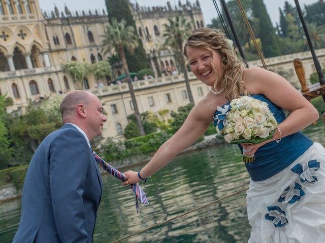 Il matrimonio di Ramon e Elisa a San Felice del Benaco, Brescia 5
