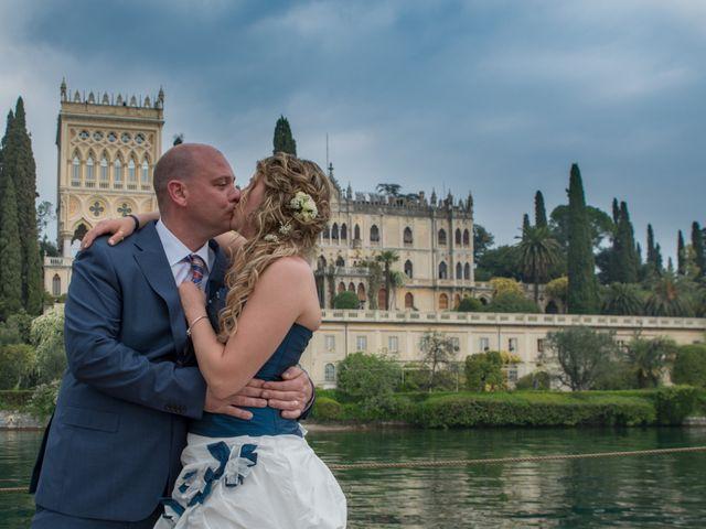 le nozze di Elisa e Ramon