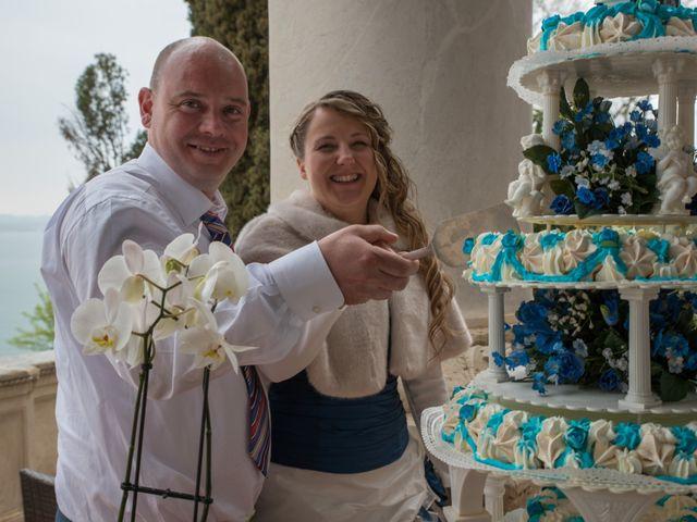 Il matrimonio di Ramon e Elisa a San Felice del Benaco, Brescia 6