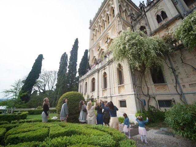 Il matrimonio di Ramon e Elisa a San Felice del Benaco, Brescia 11