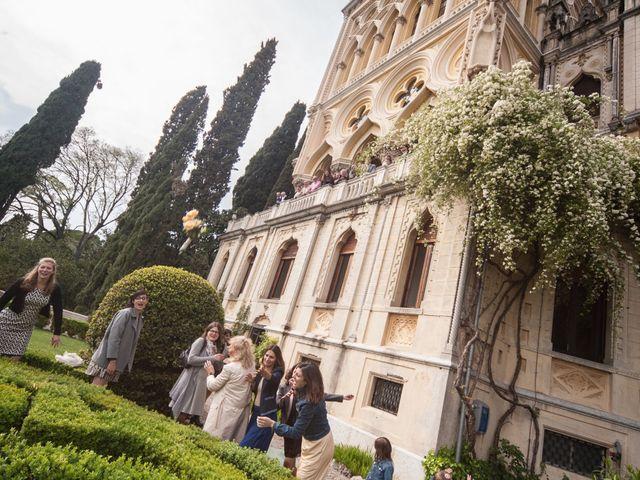Il matrimonio di Ramon e Elisa a San Felice del Benaco, Brescia 12