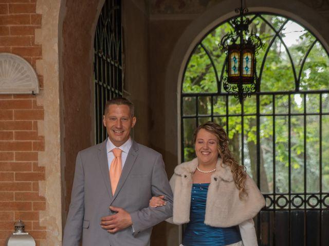 Il matrimonio di Ramon e Elisa a San Felice del Benaco, Brescia 18
