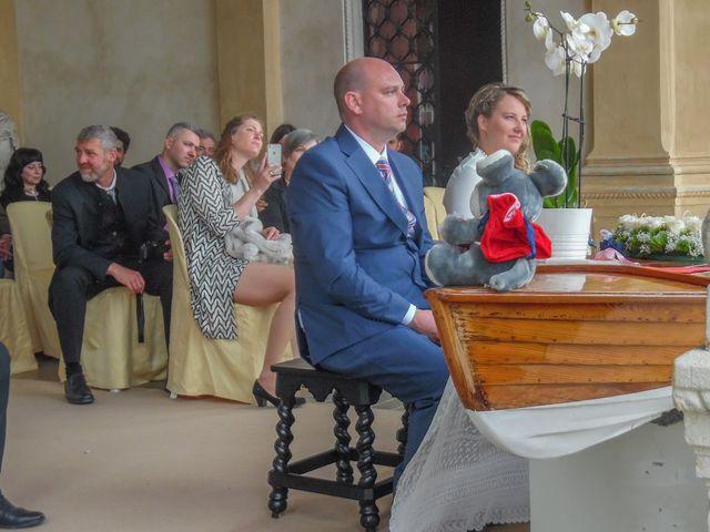 Il matrimonio di Ramon e Elisa a San Felice del Benaco, Brescia 20