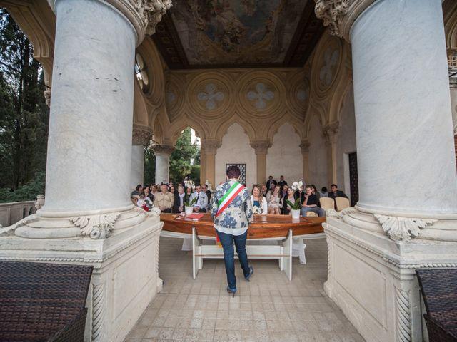 Il matrimonio di Ramon e Elisa a San Felice del Benaco, Brescia 21