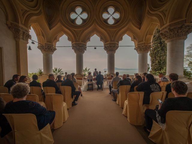 Il matrimonio di Ramon e Elisa a San Felice del Benaco, Brescia 22