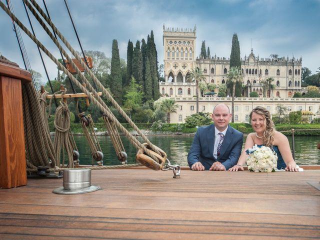 Il matrimonio di Ramon e Elisa a San Felice del Benaco, Brescia 32