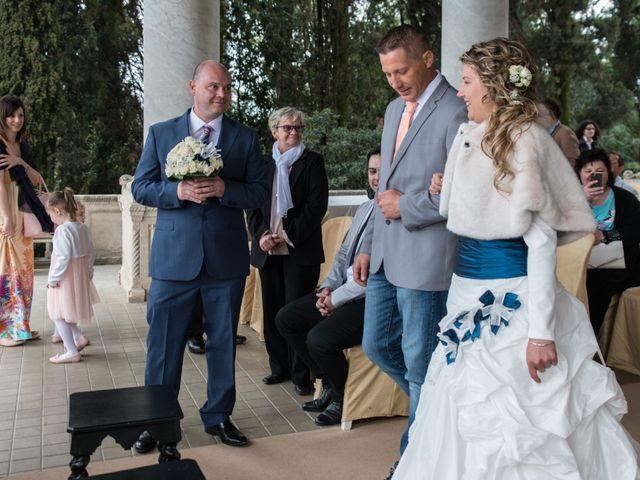 Il matrimonio di Ramon e Elisa a San Felice del Benaco, Brescia 38