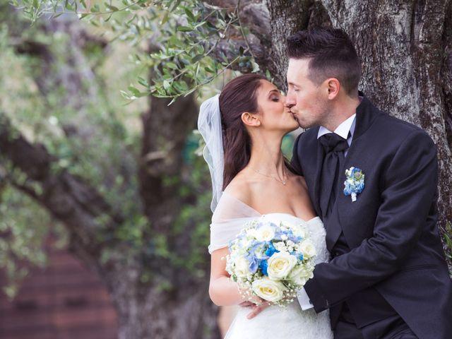 le nozze di Enza e Daniele
