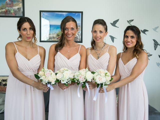 Il matrimonio di Andrea e Francesca a Malgrate, Lecco 7