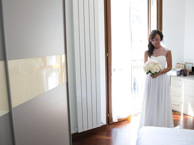 Il matrimonio di Andrea e Francesca a Malgrate, Lecco 8