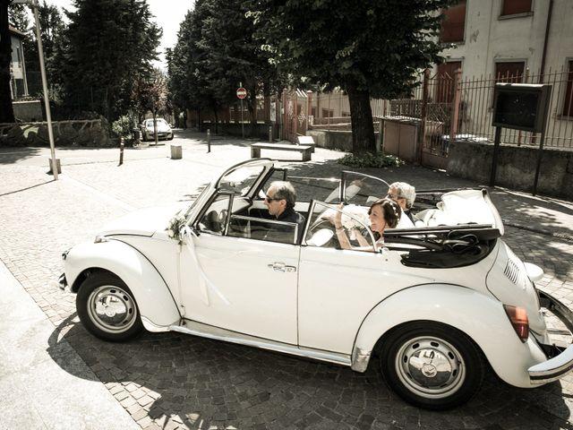 Il matrimonio di Andrea e Francesca a Malgrate, Lecco 9