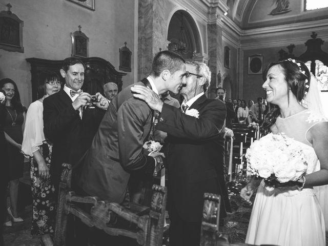 Il matrimonio di Andrea e Francesca a Malgrate, Lecco 11
