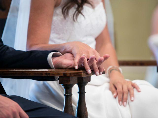 Il matrimonio di Andrea e Francesca a Malgrate, Lecco 12