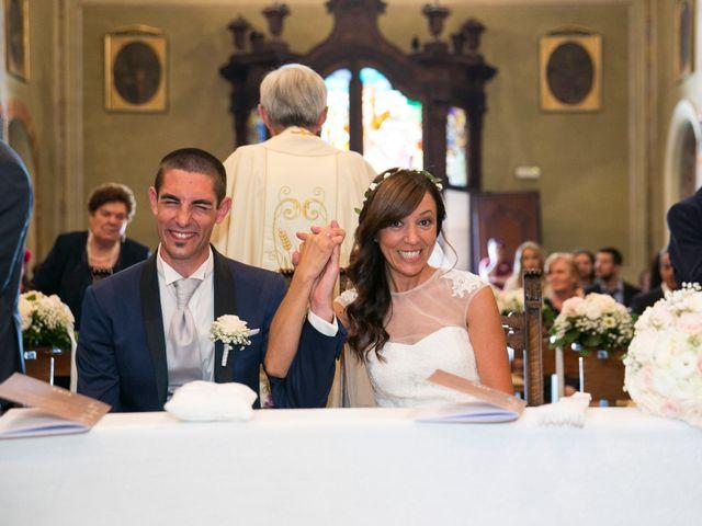 Il matrimonio di Andrea e Francesca a Malgrate, Lecco 14