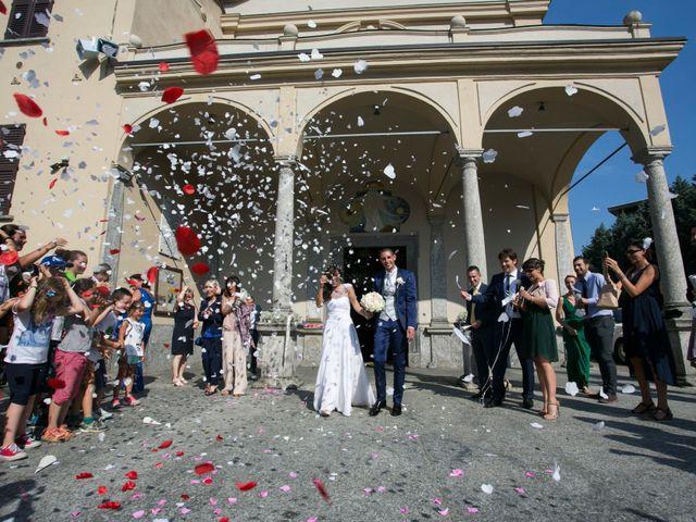 Il matrimonio di Andrea e Francesca a Malgrate, Lecco 17