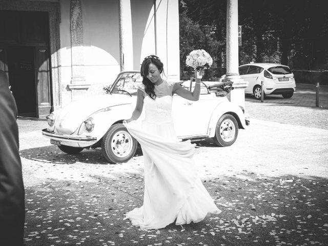Il matrimonio di Andrea e Francesca a Malgrate, Lecco 18