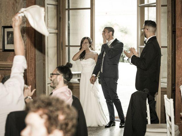 Il matrimonio di Andrea e Francesca a Malgrate, Lecco 23