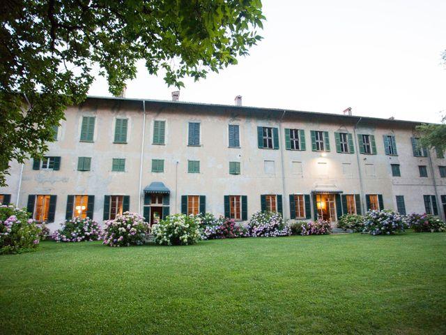 Il matrimonio di Andrea e Francesca a Malgrate, Lecco 24