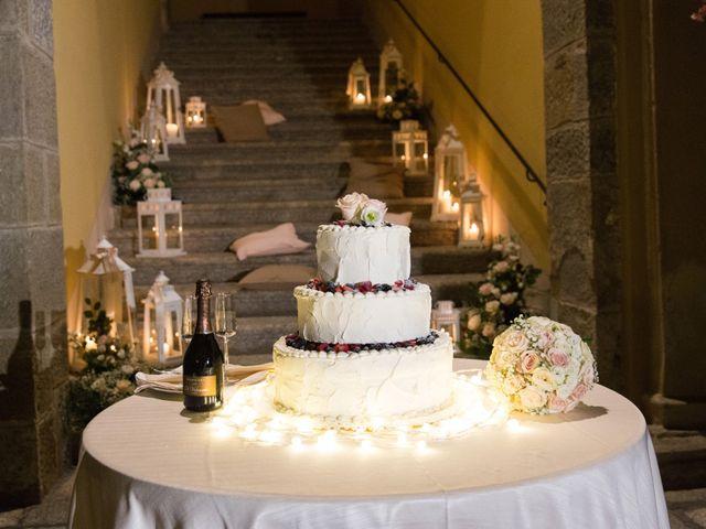 Il matrimonio di Andrea e Francesca a Malgrate, Lecco 26