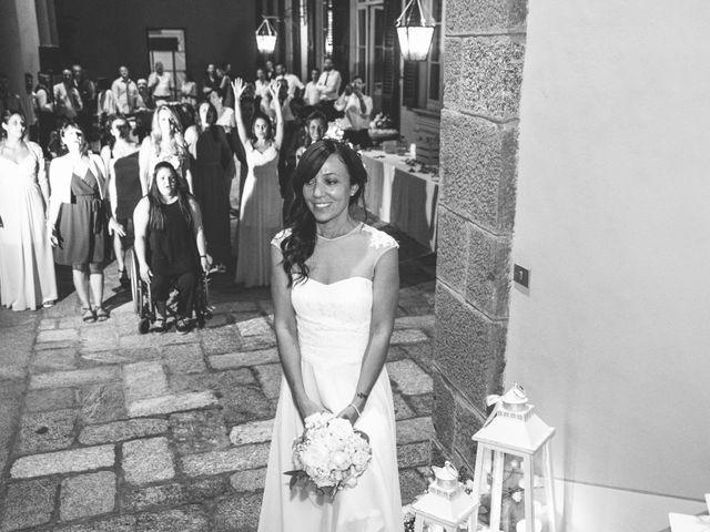 Il matrimonio di Andrea e Francesca a Malgrate, Lecco 29