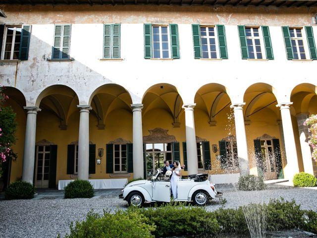 Il matrimonio di Andrea e Francesca a Malgrate, Lecco 32