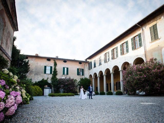 Il matrimonio di Andrea e Francesca a Malgrate, Lecco 36