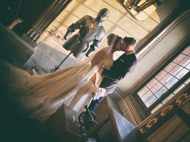 Le nozze di Nevia e Matteo