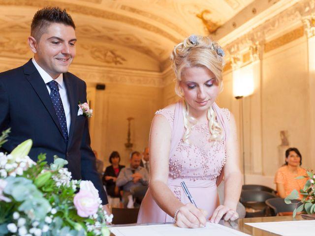 Il matrimonio di Alessandro e Daniela a Russi, Ravenna 8