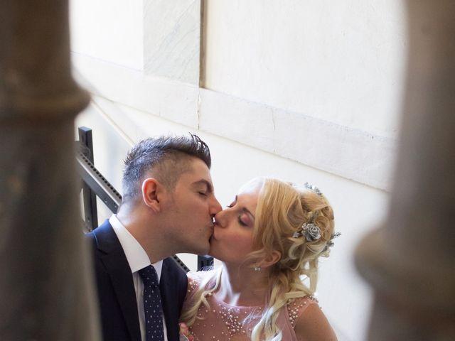 Il matrimonio di Alessandro e Daniela a Russi, Ravenna 13