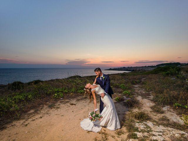 le nozze di Meghi e Roberto