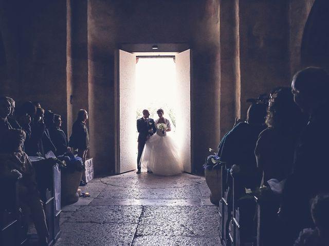 Il matrimonio di Andrea e Justine a Garda, Verona 16