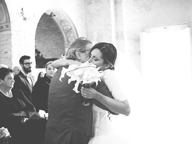Il matrimonio di Andrea e Justine a Garda, Verona 17